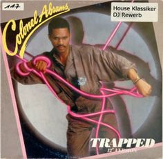 Colonel Abrams - Trapped (1985), Cover
