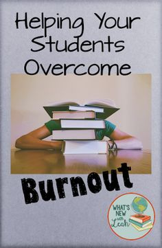 Student burnout is as real an issue as teacher burnout is. What can we do to help our students feel less overwhelmed and to make their school work seem more manageable? I describe the system I tried in my class and why I think it's an important structure Middle School Classroom, High School Students, Teaching Secondary, Secondary Math, Tools For Teaching, Teaching Ideas, School Subjects, Classroom Community, Student Motivation