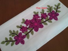 Punch embroidery