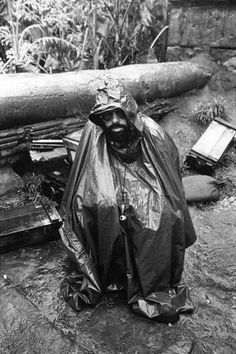 Coppola en el rodaje de APOCALYPSE NOW