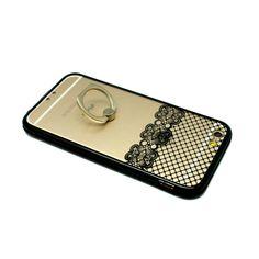 ΘΗΚΗ IPHONE 6/6S HENNA RING BACK CASE ΜΑΥΡΟ Henna, Iphone 6, Rings, Ring, Hennas, Wire Wrapped Rings