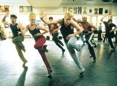 Jody Sawyer (Amanda Schull), Cooper Nielsen (Ethan Stiefel) ~ Center Stage (2000) ~ Movie Stills #amusementphile