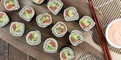 Keto Sushi | Ruled Me