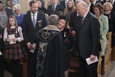 NewMyRoyals: Church Service to mark the 25th Jubilee of King Harald, Royal Chapel, January 17, 2016-Princess Ingrid Alexandra, Princess Astrid, Crown Prince Haakon, Queen Sonja, King Harald, Princess Märtha Louise