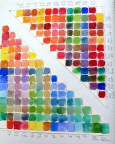 Tamara Dinius has fun with colour and her Derwent Inktense blocks and pencils
