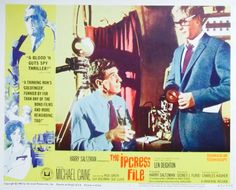 'The Ipcress File' (1965) ...