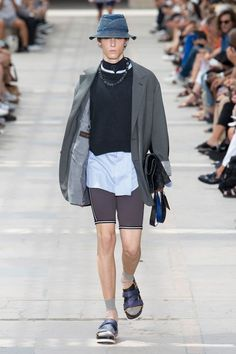 Défilé Louis Vuitton Printemps-été 2018 1
