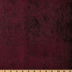 Burgundy leather Texture | Bijoux Faux Leather Textured Burgundy $9.98