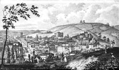 Guildford by Thomas Allen 1831