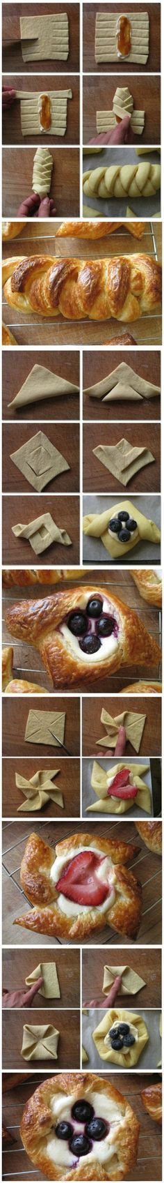 【作坊】花式面包.. - 堆糖 发现生活_收集美好_分享图片