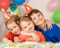 Planning Toddler Birthday Parties