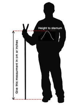 Illustrating how to measure for a hiking stick or staffYou can find Walking sticks and more on our website.Illustrating how to measure for a hiking stick or staff Walking Sticks For Hiking, Handmade Walking Sticks, Hand Carved Walking Sticks, Walking Sticks And Canes, Wooden Walking Sticks, Walking Canes, Bushcraft Backpack, Bushcraft Kit, Bushcraft Camping