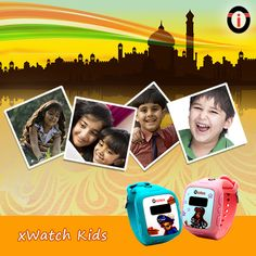 Experience the range of revolutionary IoT products including xWatch Kids, adorable smartwatches for kids, exclusively made in India.