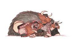 Karakter Kıyafetleri - Barbarlar & Vikingler / Character Outfit - Barbarians & Vikings | Find us on > https://www.facebook.com/maviturta , https://instagram.com/maviturta/ , https://twitter.com/maviturta , https://www.facebook.com/groups/maviturta/ #draw #drawing #kıyafet #outfit #barbarlar #vikingler #Barbarians #Vikings #karaktertasarımı #characterdesign #sketch #sketching #eskiz #cizim #art #digitalart #digitalpainting #digitalrenklendirme