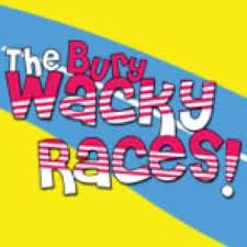 Bury St Edmunds Wacky Races in aid of Suffolk Breakthrough