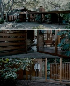 Can a house be a character in a film? Yes, for sure, when Tom Ford is the director. The understated modernist bungalow inhabited by George (Colin Firth) in Ford's exquisite 'A Single Man'. (As featured by Arent on yellowtrace blog.)