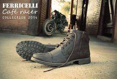 Coturno Ferricelli : para mais que um inverno, um estilo próprio.