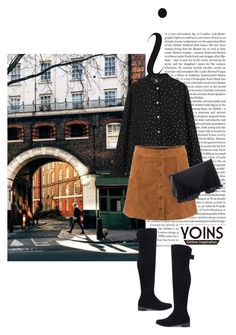 """Yoins 3/10"" by nejra-l ❤ liked on Polyvore featuring Sole Society"