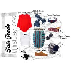 """Back to School! """"#FairTrade #FirstDayLook"""" featuring Global Goods Partners, Mata Traders, Eternal Creations, and Nisolo Shoes!"""