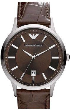 b270d2832322 Las 24 mejores imágenes de Mis relojes Emporio Armani favoritos ...
