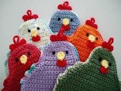 Image result for crochet potholders