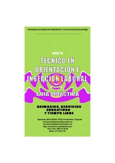 guia tecnico de orientacion e insercion laboral