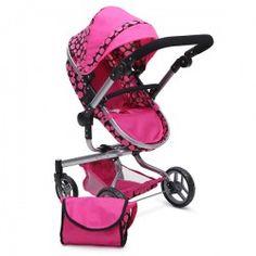 Poza Carucior pentru papusi cu landou Bella-9695 1 Baby Strollers, Children, Sport, Baby Prams, Young Children, Boys, Deporte, Kids, Sports