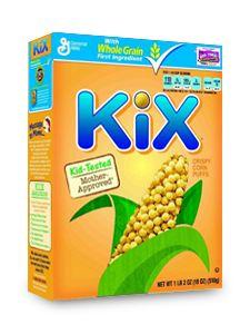 Regular Kix