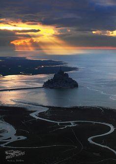 Divine light by Breizh'scapes Photographes