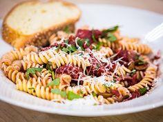 "Home & Family - Recipes - First Annual ""Home & Family"" Signature Italian Pasta Sauce Invitational! | Hallmark Channel"