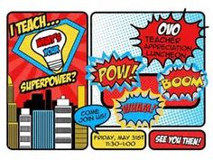 Superhero Teacher - Bing images