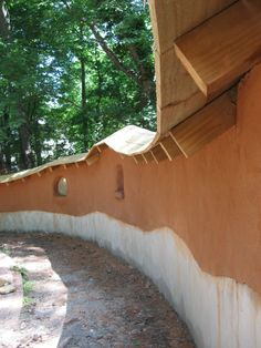 COB & ON: FInal, belated update for the Cob Garden Wall