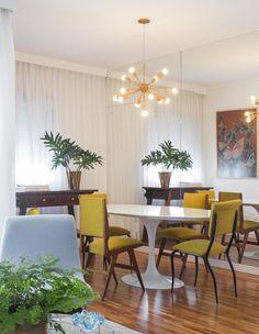 Cozinha americana integrada à sala: ideias de decoração