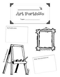 31 Best Portfolio Ideas for Elementary Art images in 2017