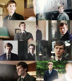 Endeavour - you gotta love shaun evans