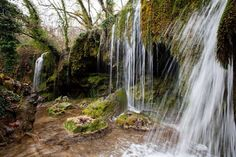 Waterfalls of Skra. Places In Greece, Macedonia, Greece Travel, The Good Place, Greek, Environment, Explore, Adventure, History