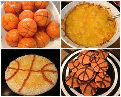 Basketball Party Ideas
