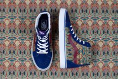 VANS MEETS LIBERTY - New season #LibertyPrint Vans have just arrived online!