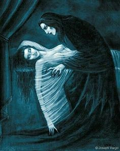 63 ideas for dark art horror beautiful Vampire Love, Vampire Art, Arte Horror, Horror Art, Gothic Artwork, Gothic Fantasy Art, Beautiful Dark Art, Vampires And Werewolves, Goth Art