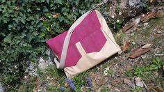 Besace compartimentée Zip-Zip cousue par L'atelier de Flicka - Patron Sacôtin