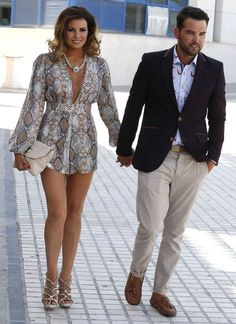 TOWIE's Jessica Wright and Ricky Rayment step out in Marbella, Spain - 12 June 2014  #Towie #Jesswright #Rickyrayment