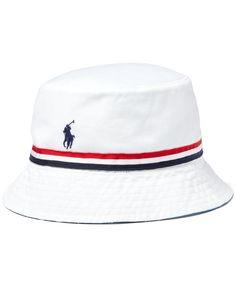 Polo Ralph Lauren Team USA Reversible Bucket Hat Men - Hats 2bc1f9107bb9