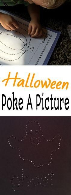 It is included in my Holiday Poke A Picture Growing Bundle! 12 fun Halloween pictures to trace or poke! & Halloween Crossword Puzzle Worksheets   Halloween crossword ... 25forcollege.com