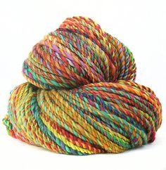 handspun yarn - sweater for e?