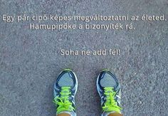 Girl Running, Sneakers Nike, Motivation, Quotes, Sports, Runners, Air Force, Mindfulness, Messages