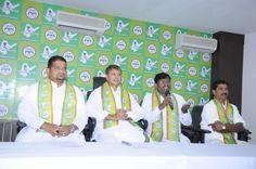 Dr.Thulasi Reddy,Sri R.D.Wilson,K.Satyanarayana