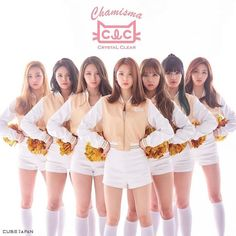 CLC To Release 2nd Japanese Album 'CHAMISMA' ~ Daily K Pop News
