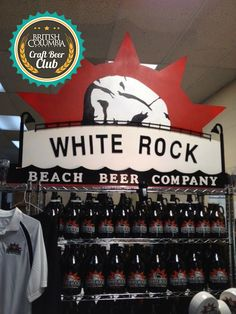 White Rock Beach Beer Company. Ultimate Vancouver Craft Beer Brewery List