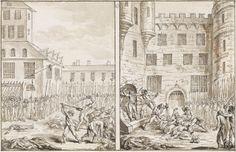 Massacre des prisonniers de Bicêtre et du Châtelet, 3 septembre 1792.