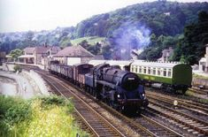 IT is now almost a half-century since the end of regular steam-hauled trains on the main railway lines through Cumbria. Standard Gauge, British Rail, Steamers, Windermere, Steam Engine, Steam Locomotive, Cumbria, Lake District, Sands